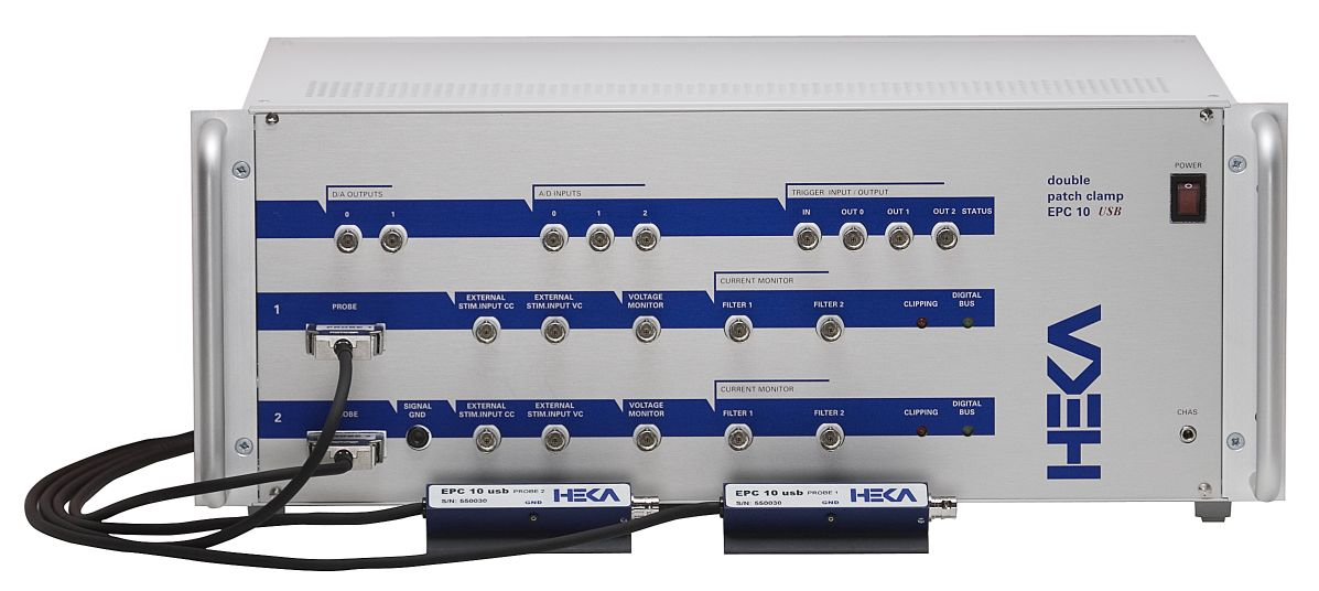 HEKA EPC 10 USB Double Amplifer
