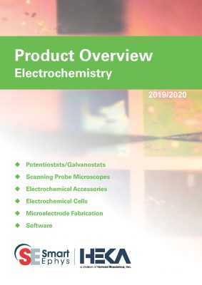 HEKA Product Overview Electrochemistry